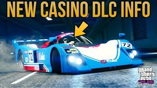 GTA Online Diamond Casino Update - NEW HYPERCAR, THE DIAMOND PROGRAM & MORE