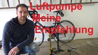 Fahrrad Rennrad Luftpumpen Test teuer gegen günstig Vergleich TOPEAK Joe Blow Sport III