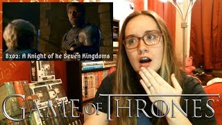 Game of Thrones 8x02 Reaction | A Knight of the Seven Kingdoms