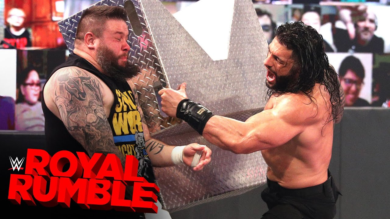 Kevin Owens Addresses The Handcuff Botch at Royal Rumble