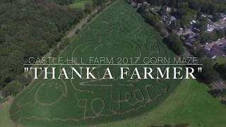 2017 Corn Maze Reveal