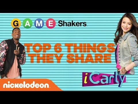 Game Shakers & iCarly: Top 6 Things Both Shows Share | Nick