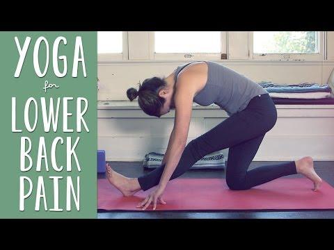 [요가 운동] 허리와 척추을 펴주는 운동법