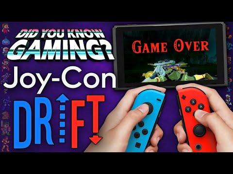 Joy-Con Drift: Nintendo's Biggest Problem
