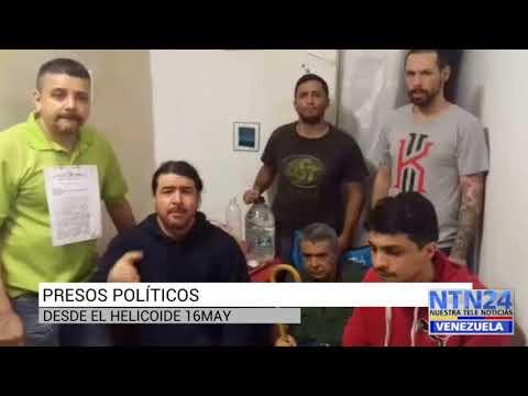 Nuevo mensaje de los presos políticos amotinados en el Sebin El Helicoide
