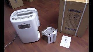 Luftentfeuchter Duronic DH 20 - Test
