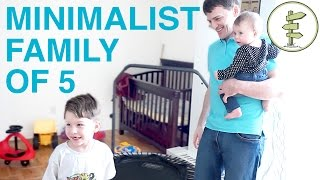 Minimalist Family of 5 Living in a 1 Bedroom Apartment to Save Money