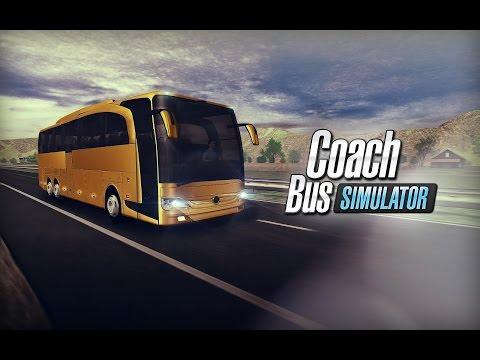 Coach Bus Simulator, gran juego de viajes de ciudad a ciudad.