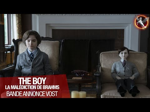 The Boy : La Malédiction de Brahms Metropolitan Filmexport