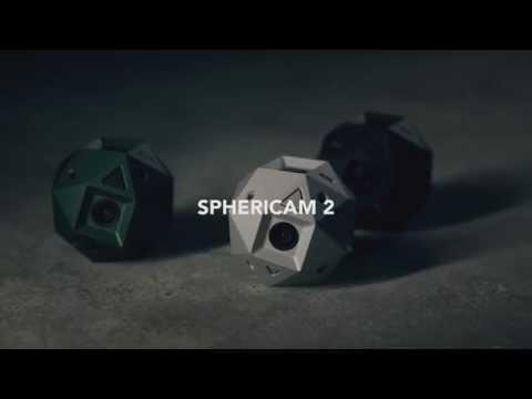 Sphericam Kickstarter Launch