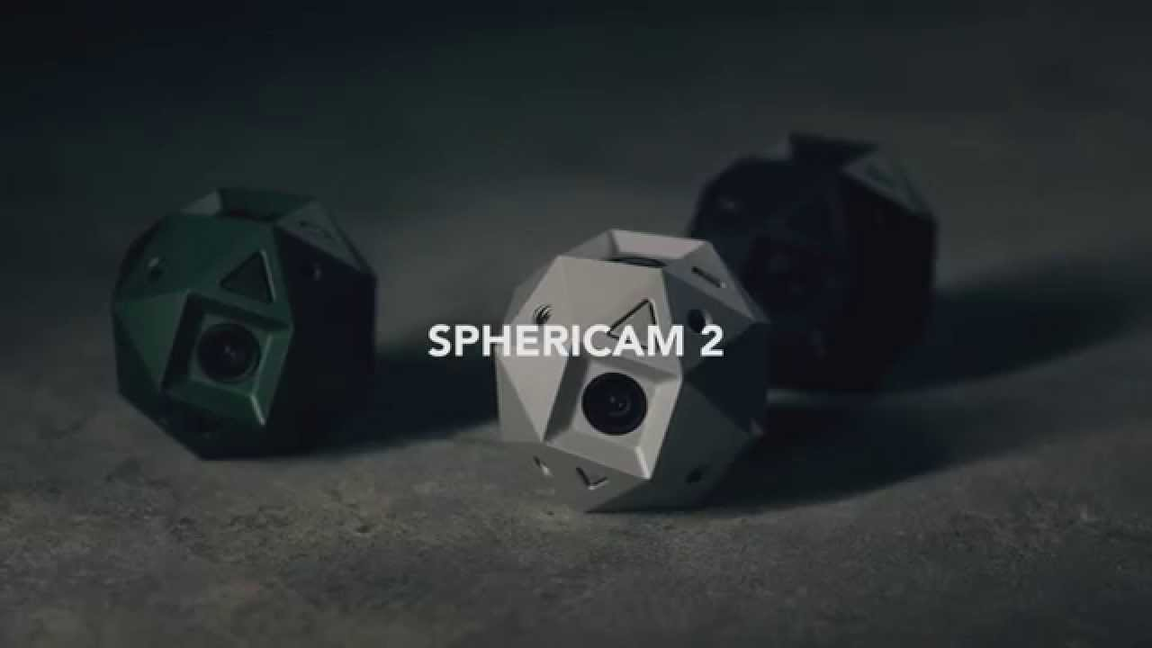 Sphericam Kickstarter Launch