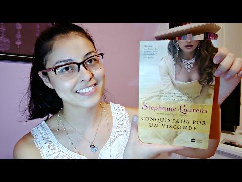 Conquistada por um visconde - Stephanie Laurens (As Irmãs Cynster #1) | Resenha