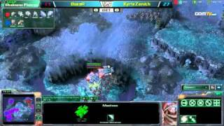 SC2 - Foxer's Marines vs. Kyrix (GSL2)