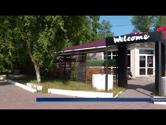 Открылись летние кафе и рестораны