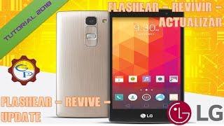 Flashear / Revivir / Actualizar LG Magna - Firmware Original ¦ GaryPC