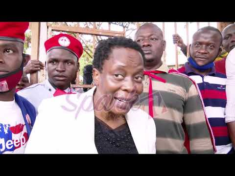 MP Betty Nambooze discloses why Chameleon quit DP for NUP