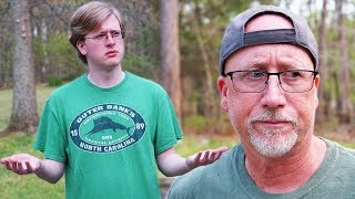 UNCLE LARRY DISOWNS TOM FOR COMPETING!