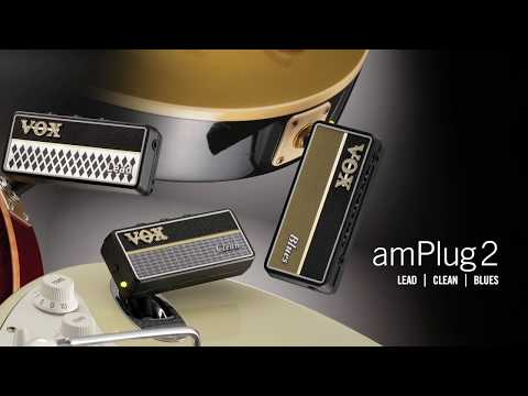VOX AmPlug2 Blues Kytarový sluchátkový zesilovač