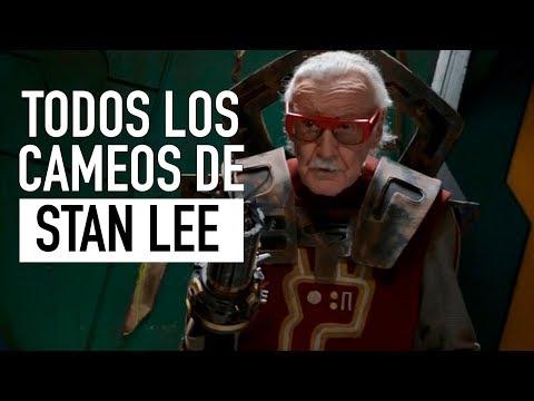 Todos los cameos de Stan Lee