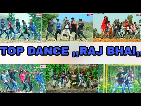 TOP DANCE VIDEO RAJ BHAI BHOJPURI / KHORTHA 2018