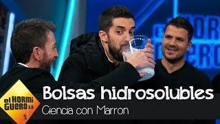 David Broncano y Dani Martín se beben la ciencia de Marron - El Hormiguero 3.0
