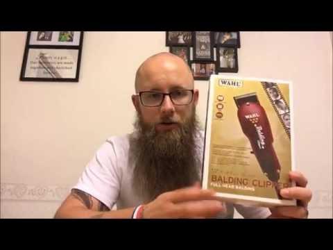 Barber Tool Clipper Review: Wahl Balding Clipper