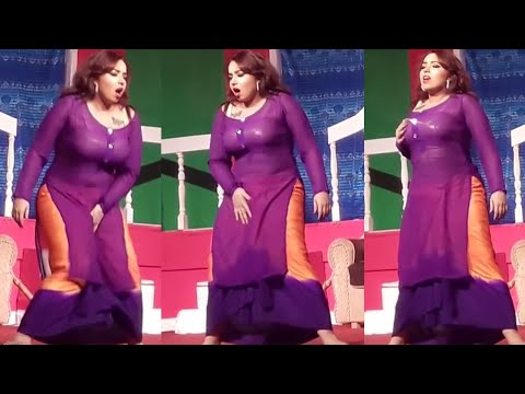 Sheeza Butt Performance Hath Pola Pola   Stage Dance - SMB