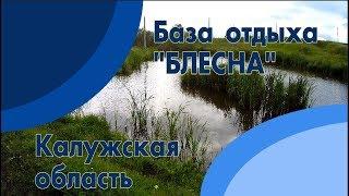 Базы отдыха с рыбалкой в калужской области недорого