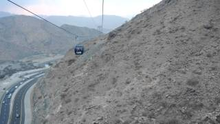 preview picture of video 'Cable Cart in Taif (Time Laps)'