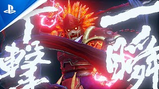 PlayStation Street Fighter V: Champion Edition - Garuda Extra Battle Costume Trailer   PS4 anuncio