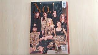 ♡Unboxing CLC 씨엘씨 8th Mini Album No.1♡