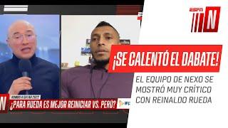 ¡Picante debate en #Nexo! ¿A #Rueda le dio miedo seguir en Chile?