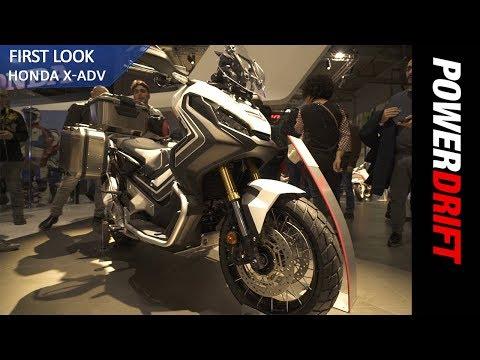 Honda X ADV : EICMA 2017