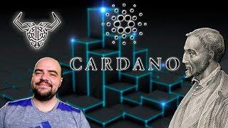 Cardano (ADA) la Nueva Generación Blockchain Esta Aquí!!!