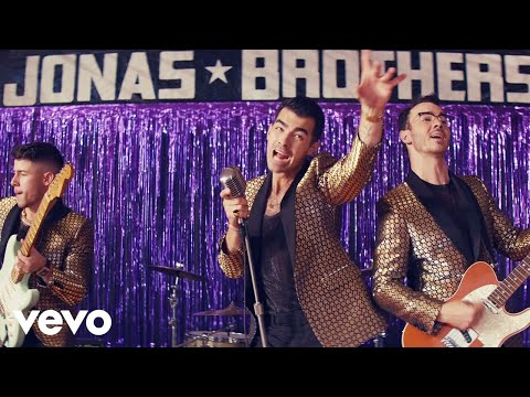 "Jonas Brothers – ""What A Man Gotta Do"""