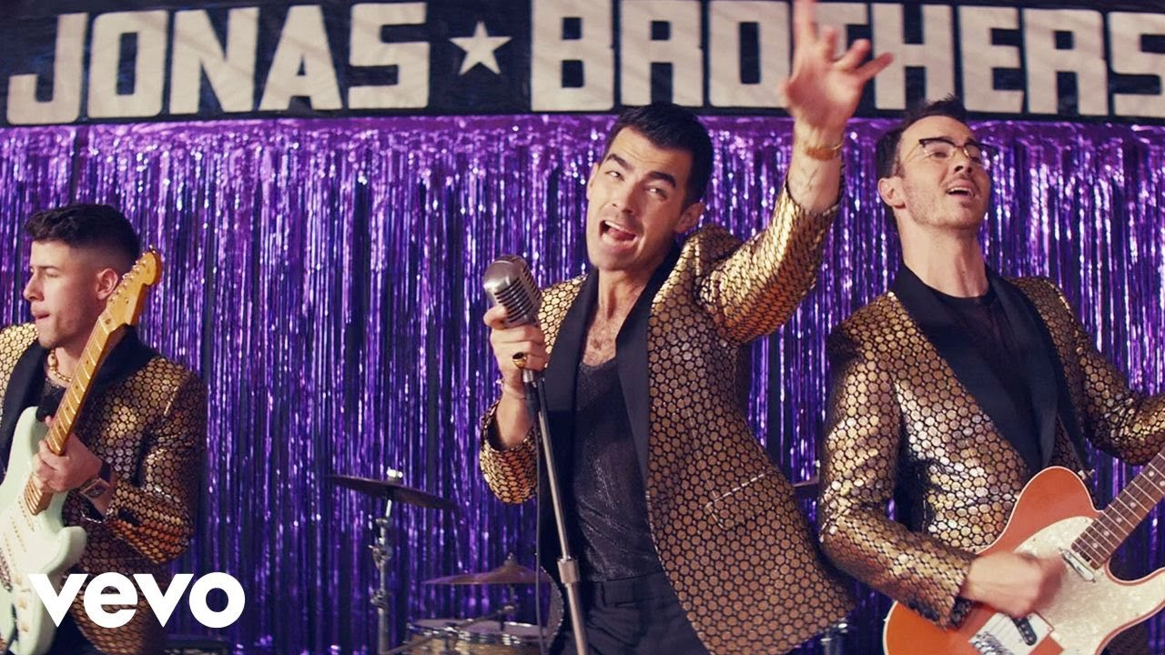 Lyrics TO What A Man Gotta Do by Jonas Brother