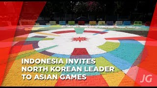 North Korea's Leader Kim Jong-Un Invited To Attend 2018 Asian Games