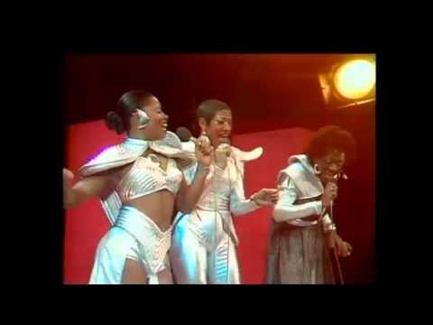 Labelle - Lady Marmalade (Voulez Vous Coucher Avec Moi) [TopPop] (1975)