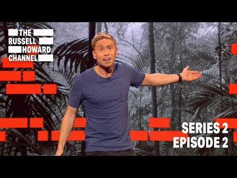 The Russell Howard Hour - Series 2 Episode 2