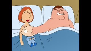 Peter thought it was Lois