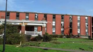 William Carey students return after tornado