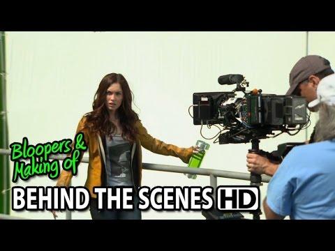 Teenage Mutant Ninja Turtles (2014) Making of & Behind the Scenes (Part1/2)