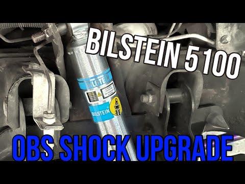 New BILSTEIN 5100 Shocks!!