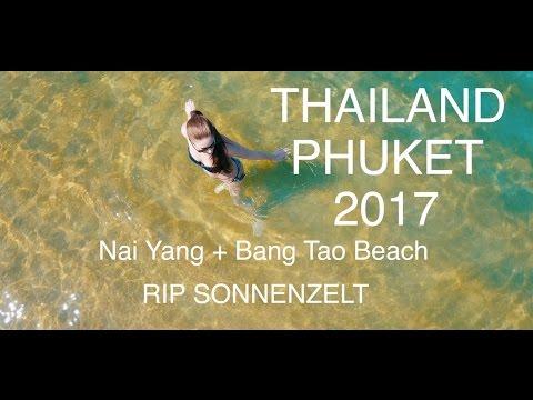 ► Thailand mit Baby ☼ Phuket ♫ 2017 - VLOG#6 ┼ RIP Sonnenzelt