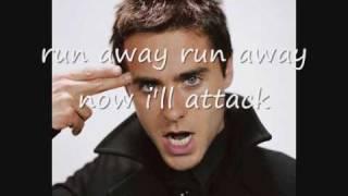 The Attack - 30 seconds to mars (lyrics!)