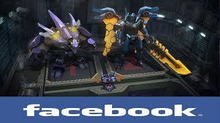 If league of legends Champions had Facebook #16 (Transformers)