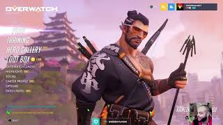 NEW MAP   OverWatch      Dabs&Gaming     #KeepTheVibeAlive by Asight4soreeyez