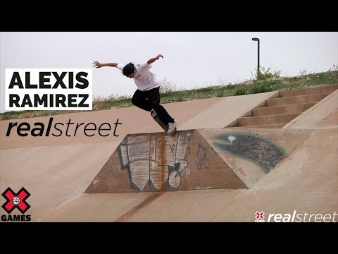 Image for video Alexis Ramirez: REAL STREET 2021 | World of X Games