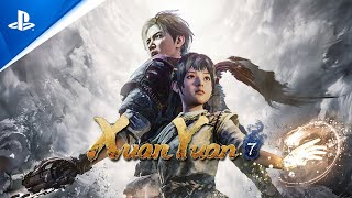 Xuan Yuan Sword 7 - Gameplay Trailer #4   PS4