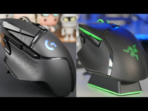 External Review Video XeppcLak9wk for Razer Basilisk Ultimate Wireless Gaming Mouse